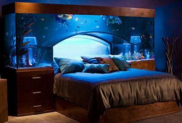 Droom slaapkamer