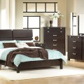 room dark brown