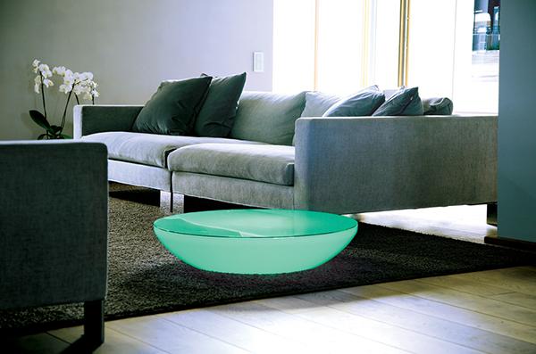 verlichting loungetafel