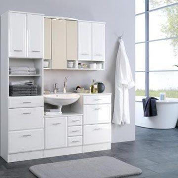 Pure klasse door een glanzend wit decor